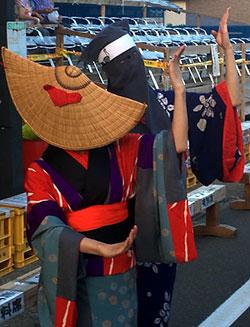 西馬音内の盆踊 秋田県羽後町 マチガク まちの学校
