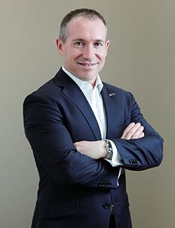 デイビッド・スワン ロバート・ウォルターズ・ジャパン株式会社 代表取締役社長